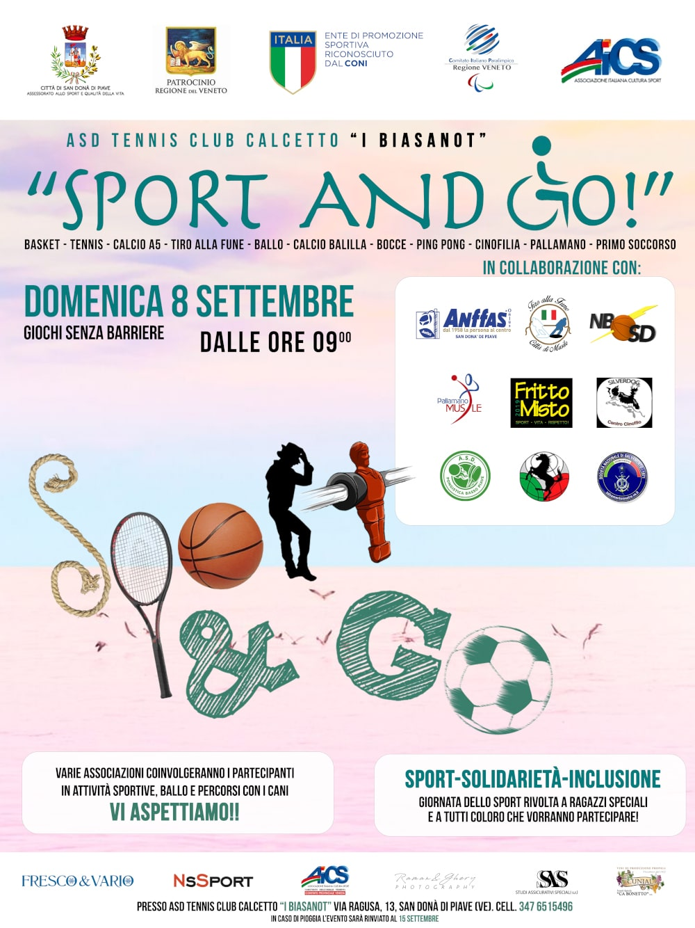 SPORT AND GO